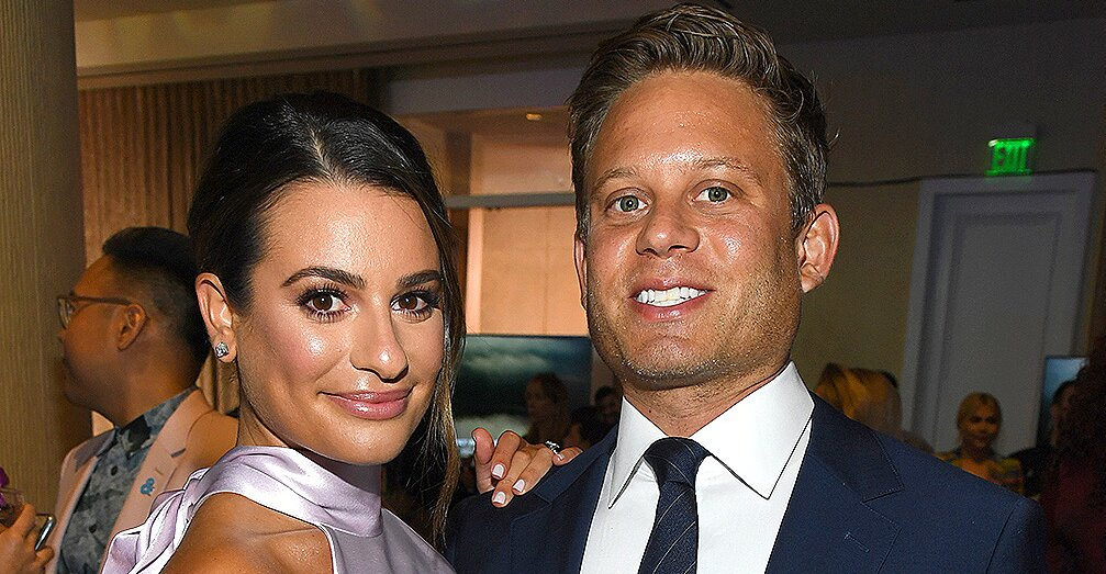 Lea Michele Is Pregnant! Actress Expecting First Child with Husband Zandy Reich