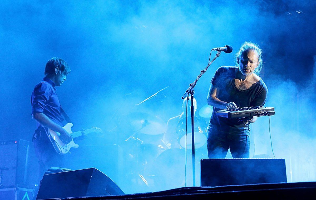 Radiohead were planning to tour in 2021 before coronavirus outbreak
