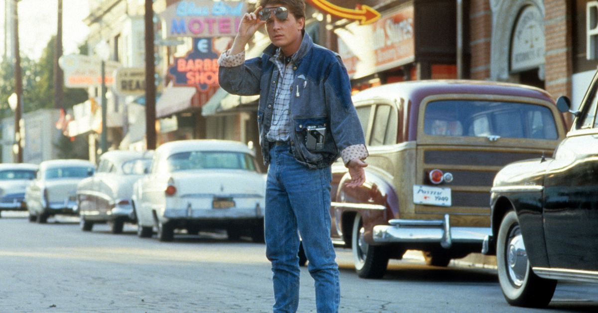 A 'Back to the Future' filming locations guide – Curbed LA