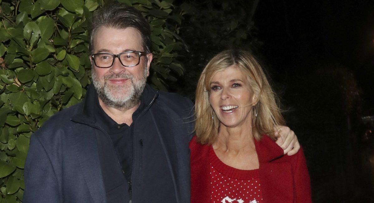 Derek Draper, the husband of Kate Garraway, is in intensive care battling coronavirus  |  Entertainment Daily