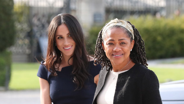 Meghan Markle Apparently Hasn't Seen Her Mother Once Since Moving to Los Angeles | InStyle.com