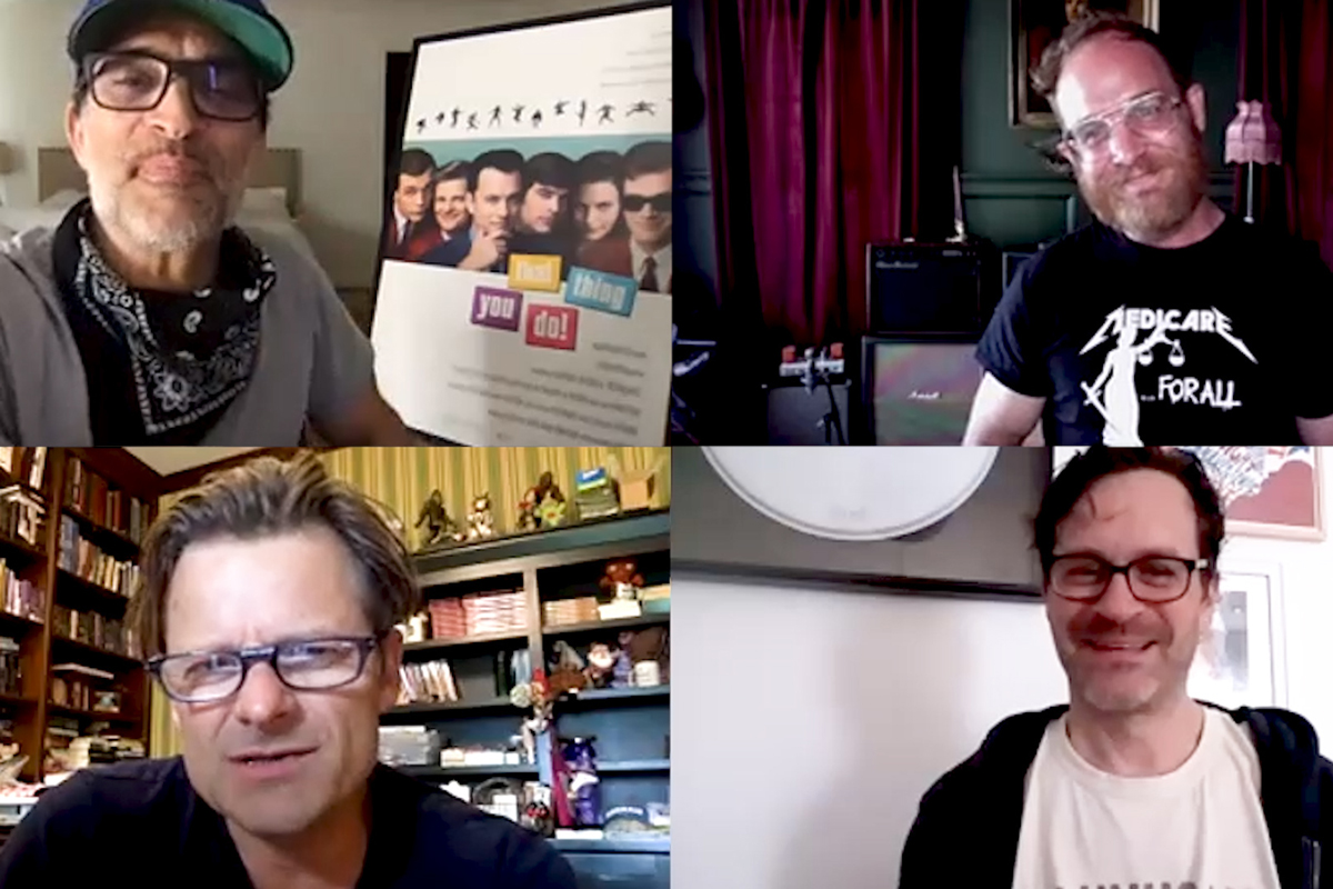 Why the Wonders Are Reuniting 24 Years After 'That Thing You Do!' – Rolling Stone