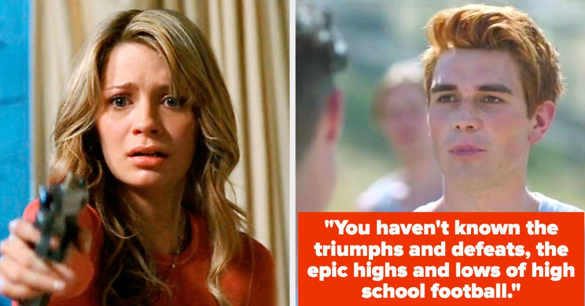 19 Unintentionally Funny Teen Drama Moments