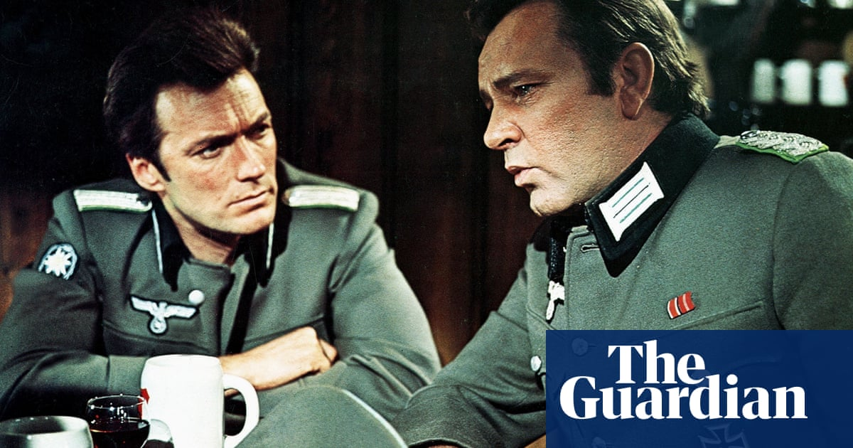 My favourite film aged 12: Where Eagles Dare | Film | The Guardian