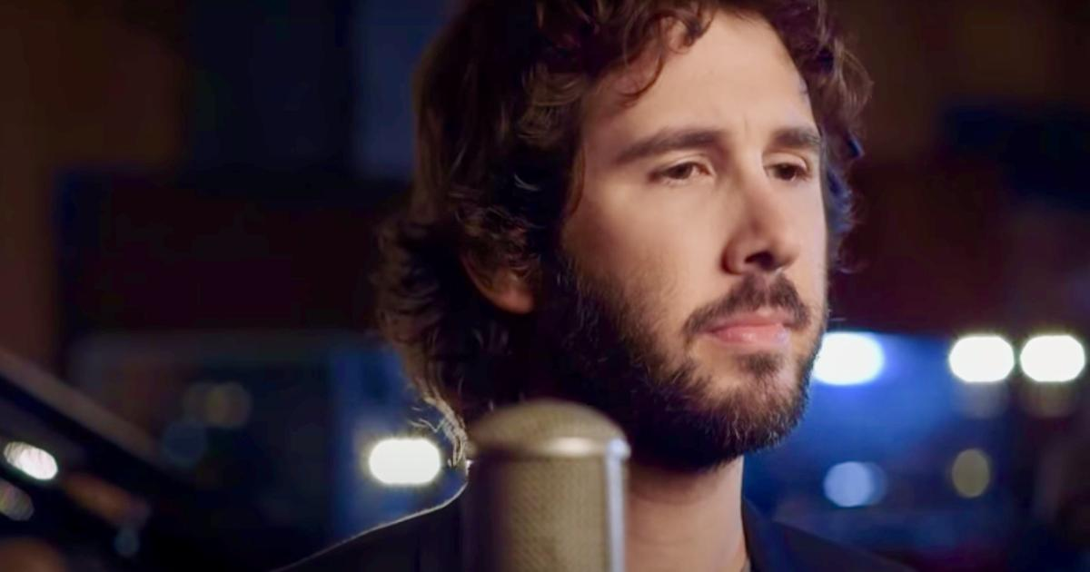 Josh Groban Touches Our Heart With An Outstanding Performance Of 'Bring Him Home'