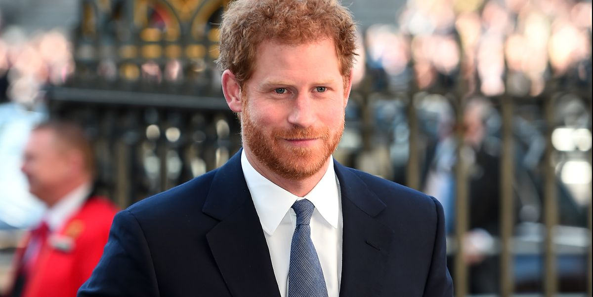 "Prince Harry Is ""Finding Life a Bit Challenging Just Now"""