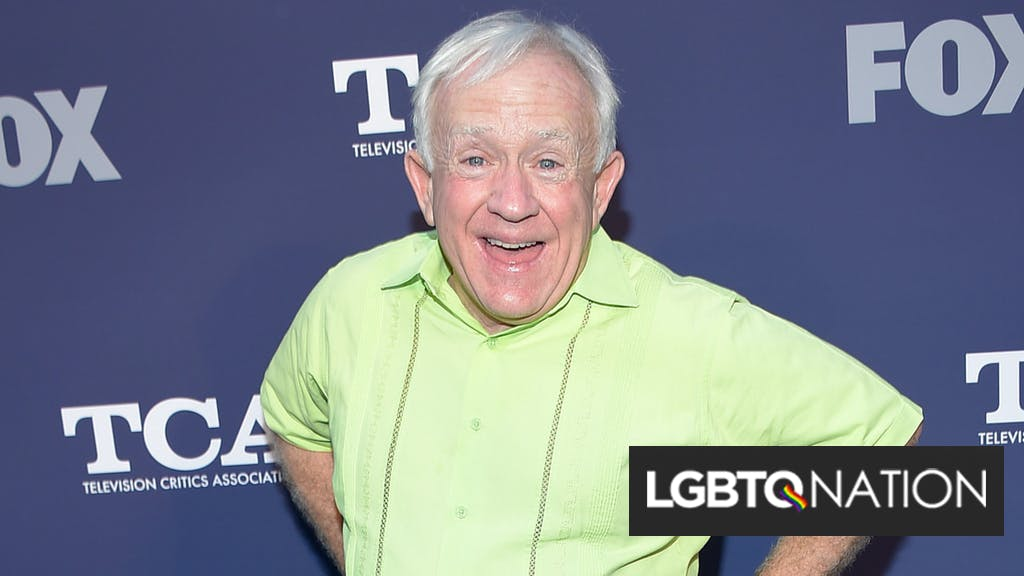 The internet has finally found national treasure Leslie Jordan & it's about time / LGBTQ Nation