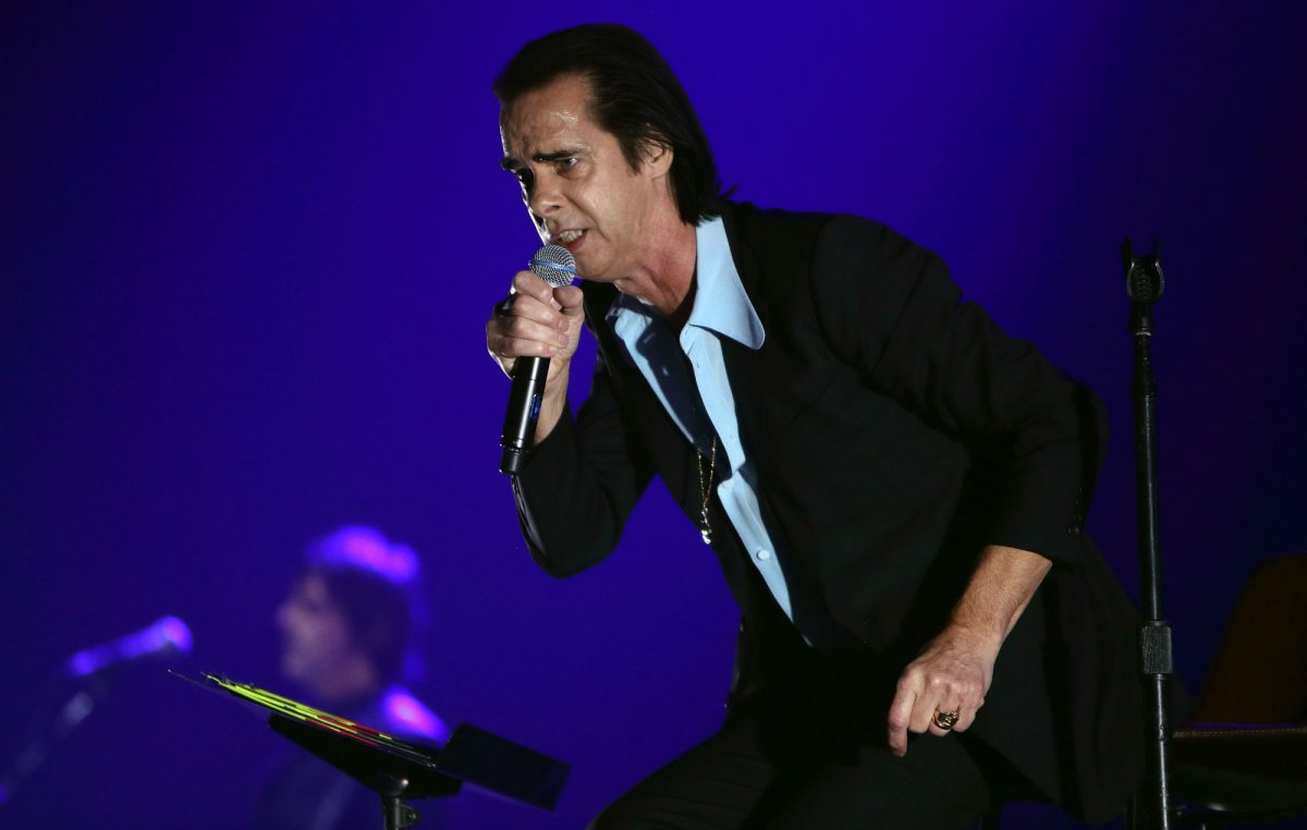 Nick Cave launches 'Bad Seed TeeVee', streaming gigs, videos and rarities 24 hours a day