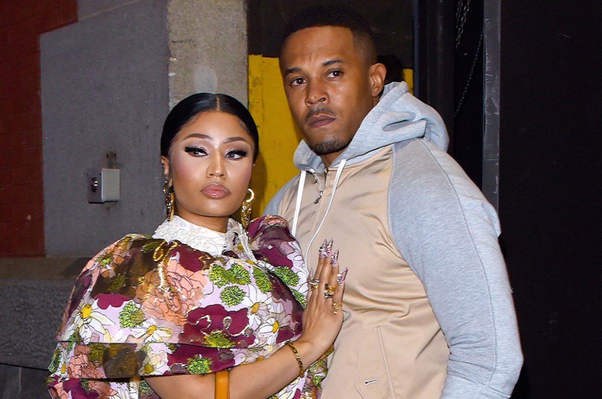 Is It Over? Fans Believe Nicki Minaj and Kenneth Petty Split After She Removes 'Mrs. Petty' From Her Social Media | lovebscott.com