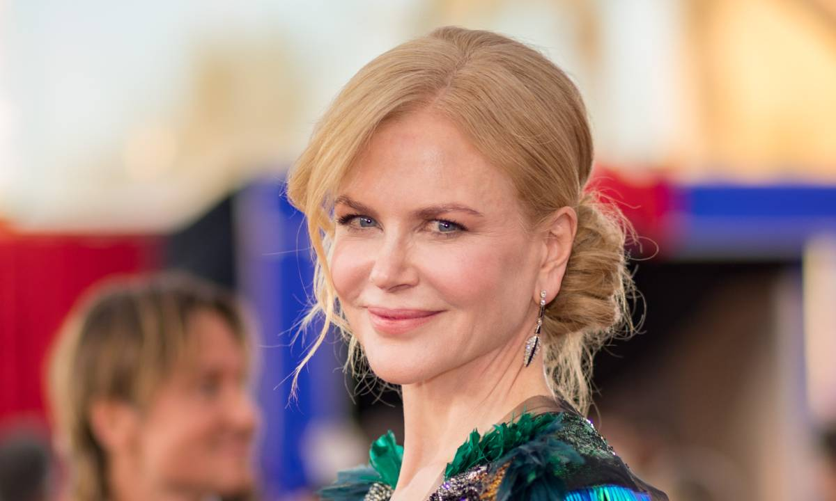 Nicole Kidman sparks reaction as she reveals natural hair in new photo | HELLO!