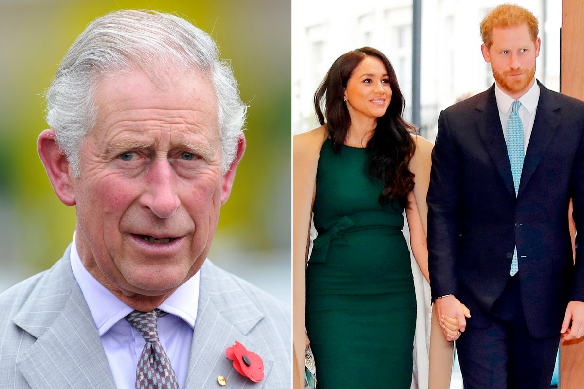 Prince Charles to pay $2.5M for Harry and Meghan's security costs