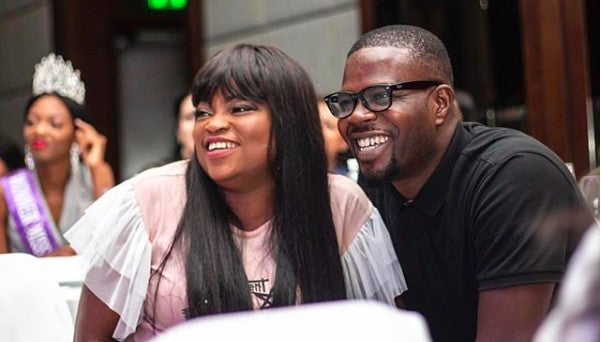 Funke Akindele Host Party For Husband Amidst Lockdown Orders (Video)