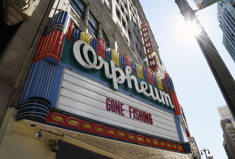 With no theaters, film fans find ways to gather virtually   Republican-American