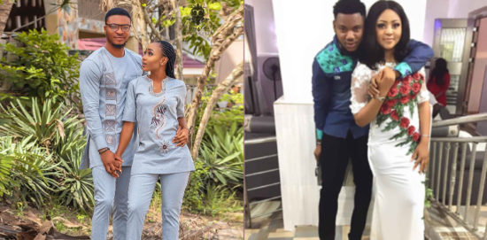 Reginq Daniels' ex, Somadina dumped again by his new girlfriend in Ghana | TrendBaze