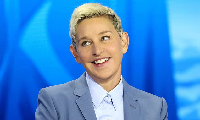 Ellen DeGeneres isn't always nice claims former staffer who says stories of her being mean are true | Daily Mail Online