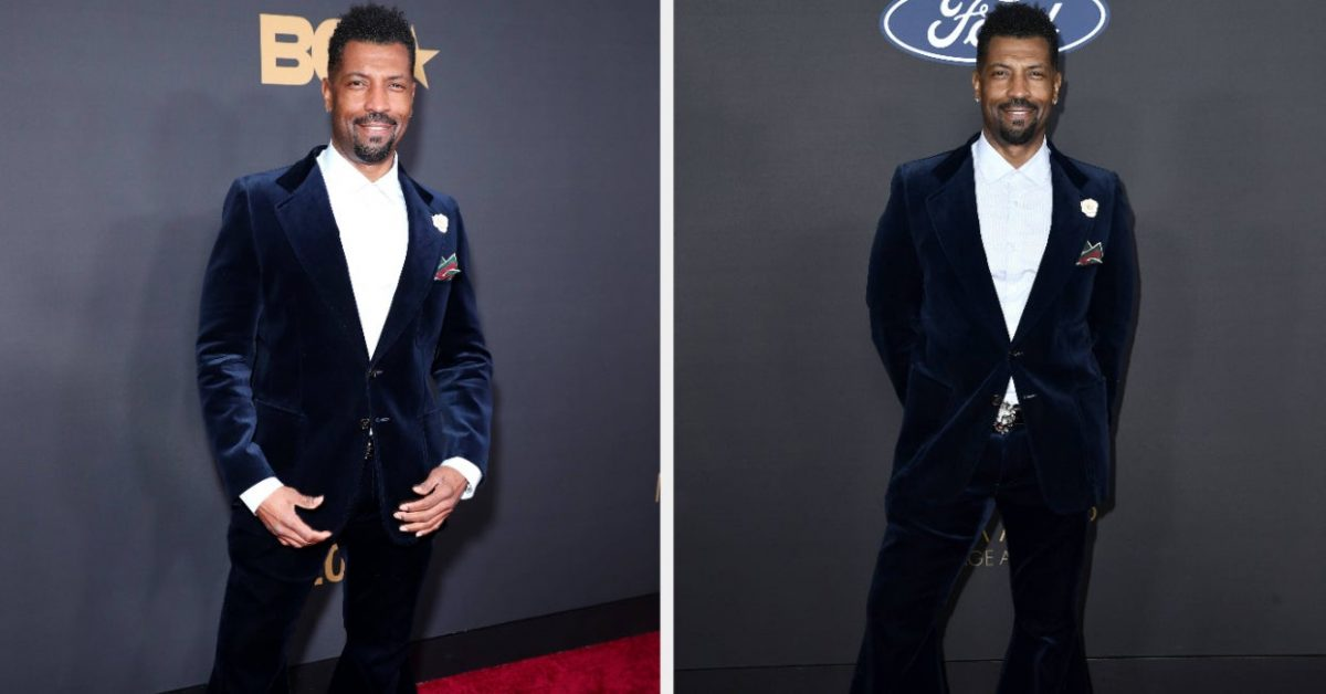"""""""Black-ish"""" Star Deon Cole Was Trolled With Anti-Gay Slurs For Wearing Bell-Bottoms On The Red Carpet, And His Response Is Powerful"""