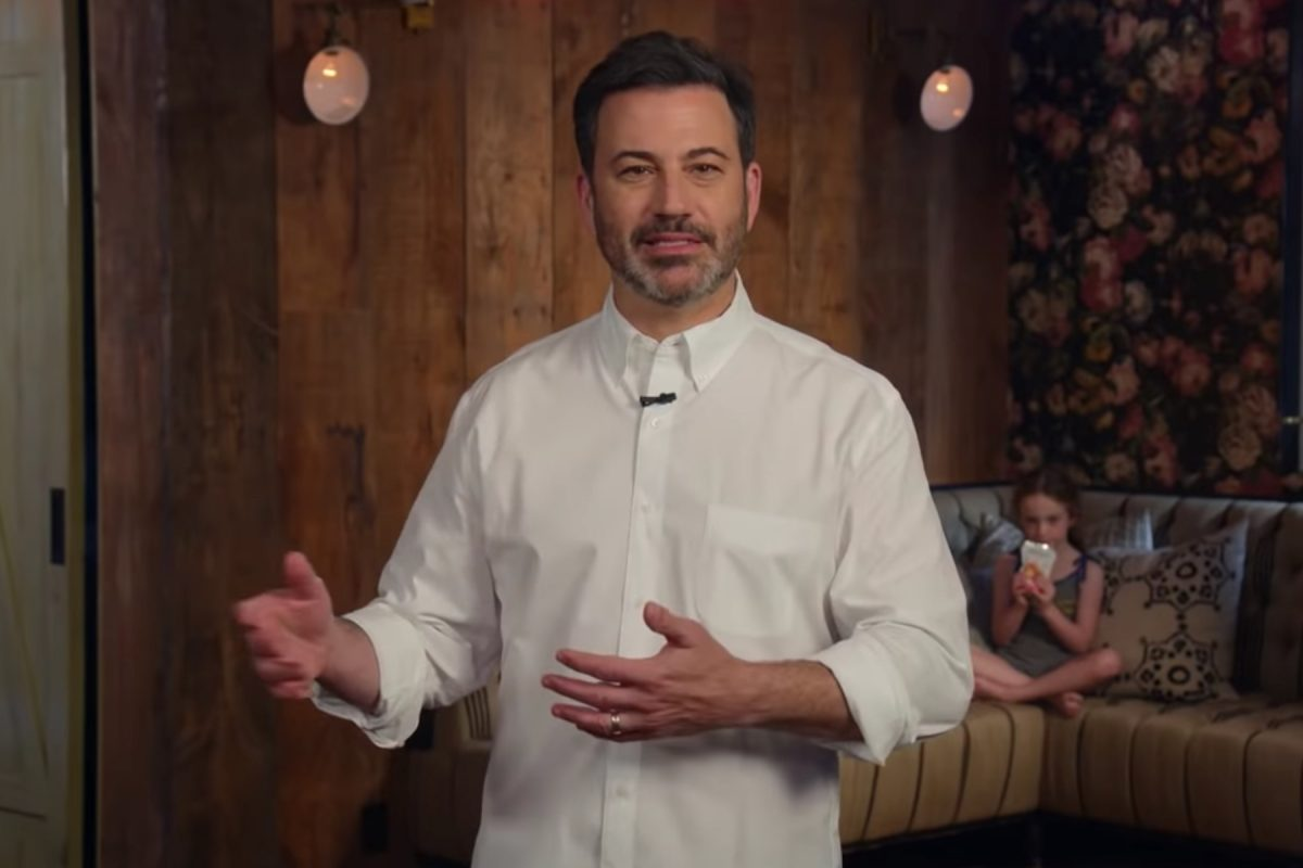 Kimmel Jokes About Trump's Twitter Feud With Twitter Over Vote-By-Mail – Rolling Stone