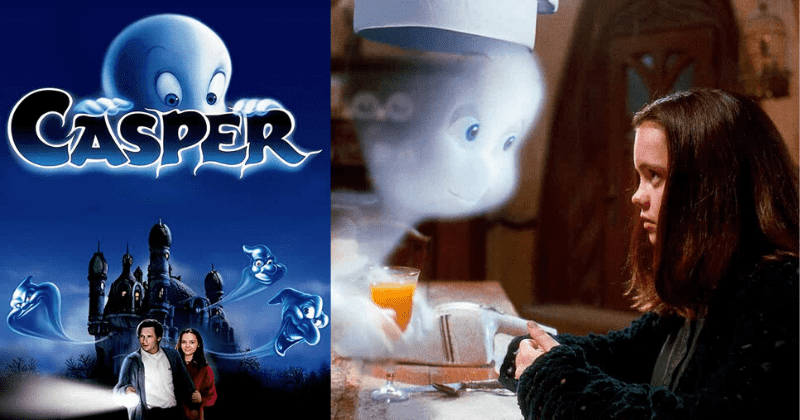 'Casper' Just Turned 25 And Still Remains Our Favorite Childhood Ghost Movie
