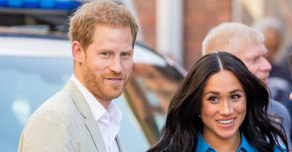 Royal author set to write tell-all book on Prince Harry and Meghan Markle  |  Entertainment Daily