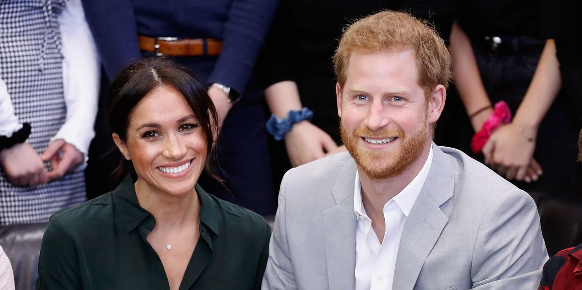 "Prince Harry Married Meghan Markle ""Because She's Like Diana"""