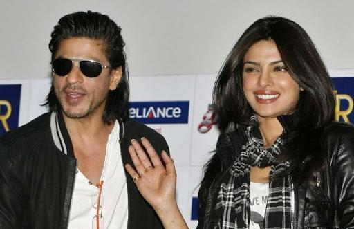 """I am happy when Priyanka Chopra is around"", Shahrukh Khan on his bond with Priyanka [Throwback] – IBTimes India"