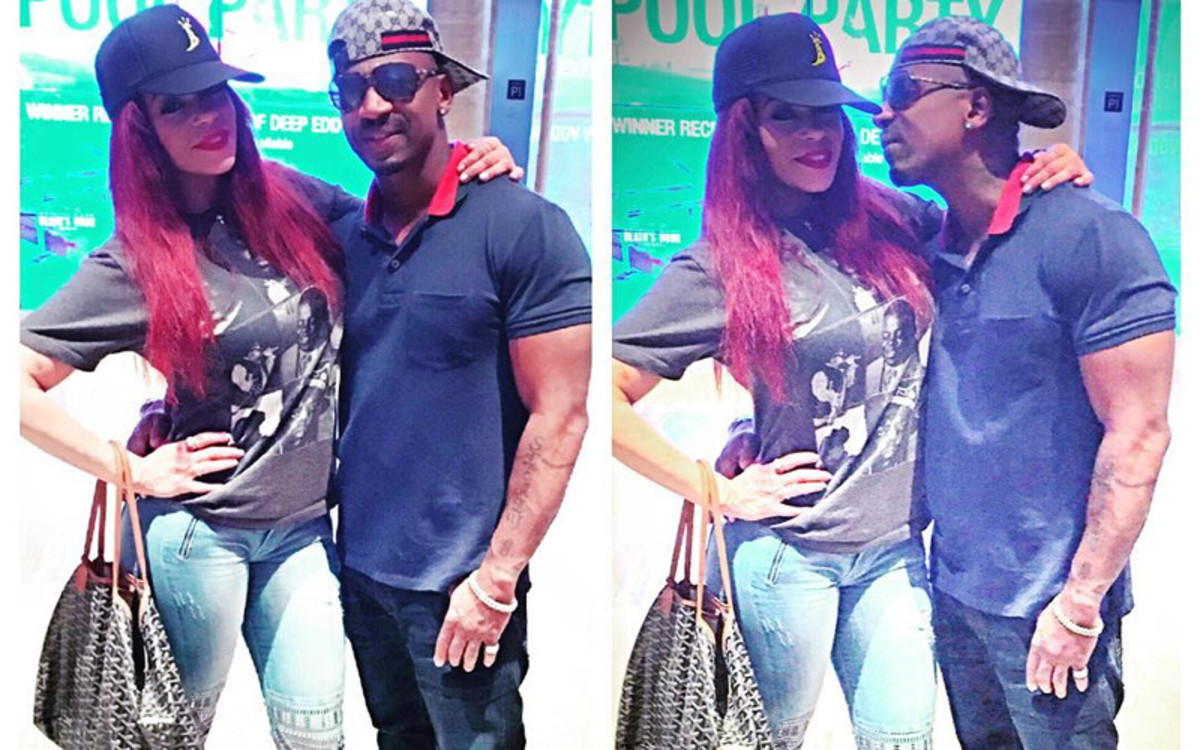 Faith Evans Arrested For 'BEATING' Husband Stevie J – 'She's Been Abusing Him'!! – MTO News
