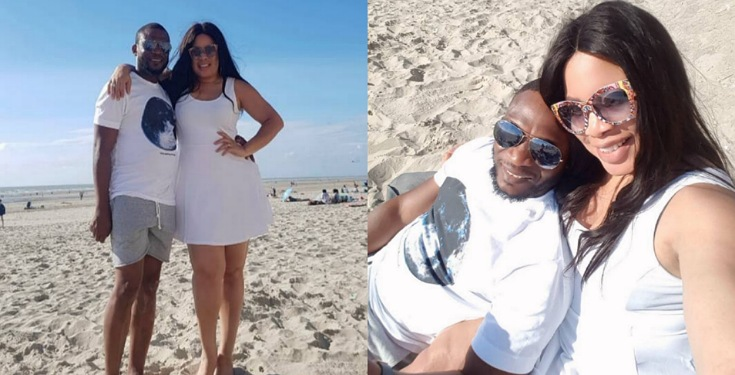 Monalisa Chinda Coker shares photos of herself and her hubby