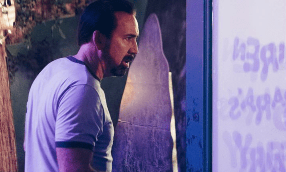 New Title: Nicolas Cage Enters Animatronic Horror in 'Willy's Wonderland'