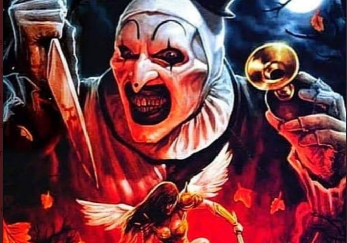 Art for Art the Clown: The Official 'Terrifier 2' Poster Released