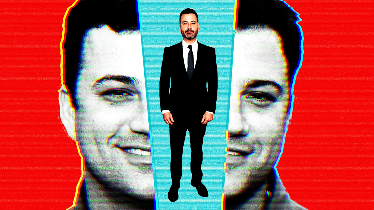 How Jimmy Kimmel Went From Frat Boy to Late Night's Liberal Dad