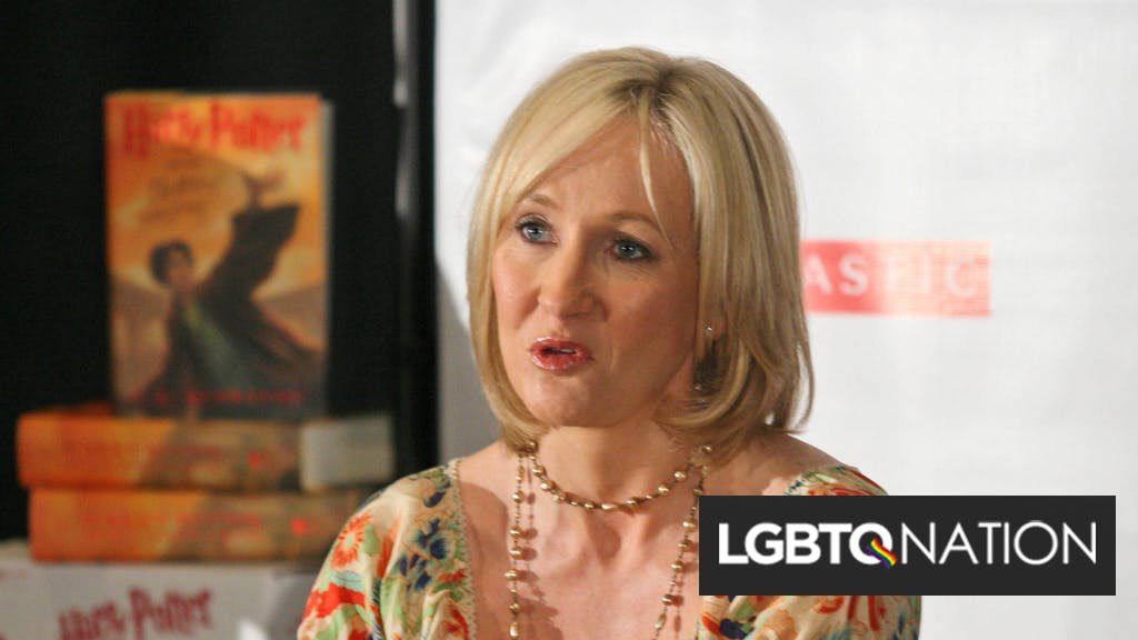 """Harry Potter"" actors are lining up to denounce J.K. Rowling's attacks on transgender people / LGBTQ Nation"