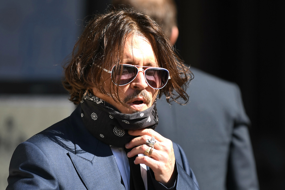 Johnny Depp reveals why his marriage went down the toilet