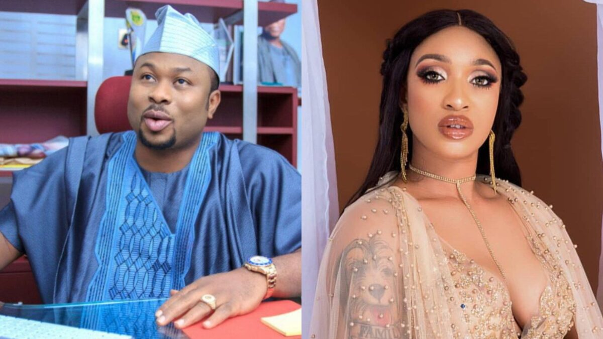 Tonto Dikeh forgives ex-husband, Churchhill, gives reason – Daily Post Nigeria