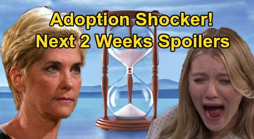 Days of Our Lives Spoilers Next 2 Weeks: Baby Adoption Shocker – Birth, Bomb Blast and Deadly Kidnapping | Celeb Dirty Laundry