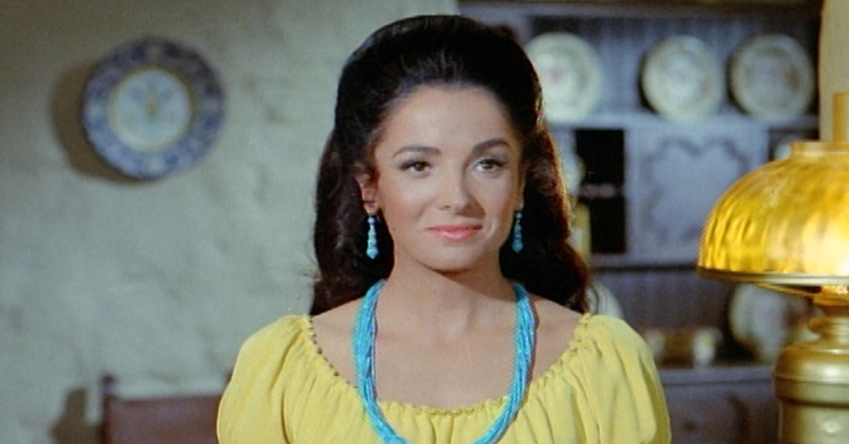 INSP Mourns the Loss of Linda Cristal, Star of The High Chaparral – INSP TV | TV Shows and Movies