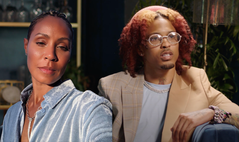 August Alsina Opens Up About Dating Jada Pinkett Smith For Years: 'Will Smith Gave Me His Blessing' (Video)