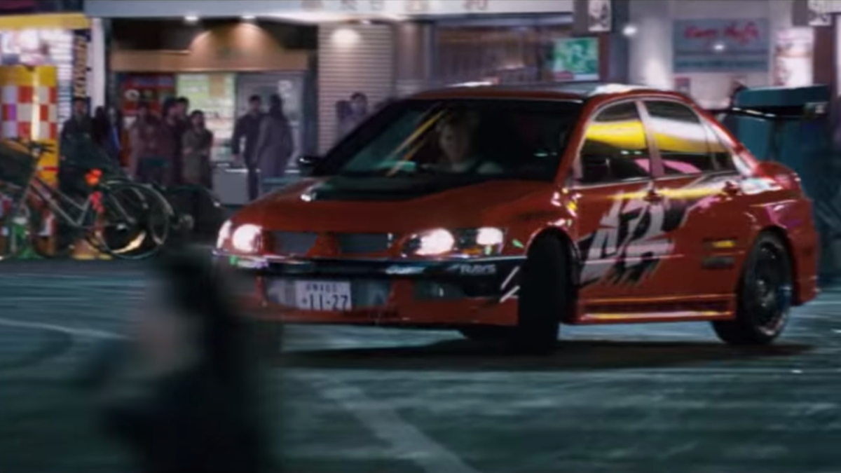 Tokyo Drift Had To Hire A Fall Guy To Get Arrested On Set
