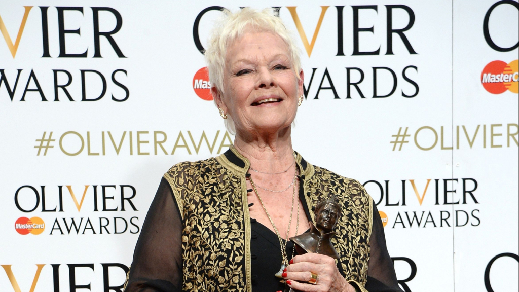 Judi Dench on Joining TikTok: 'It Saved My Life' – Variety