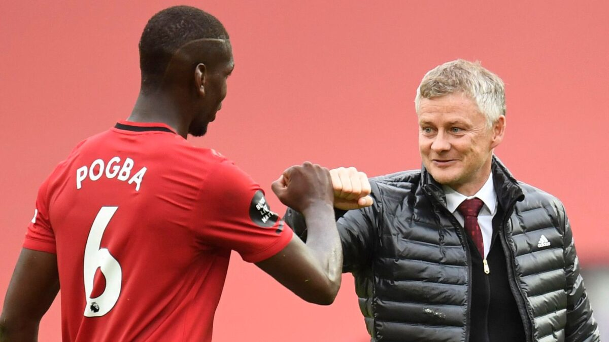 Paul Pogba: Manchester United boss Ole Gunnar Solskjaer hopeful midfielder will sign new contract | Football News | Sky Sports
