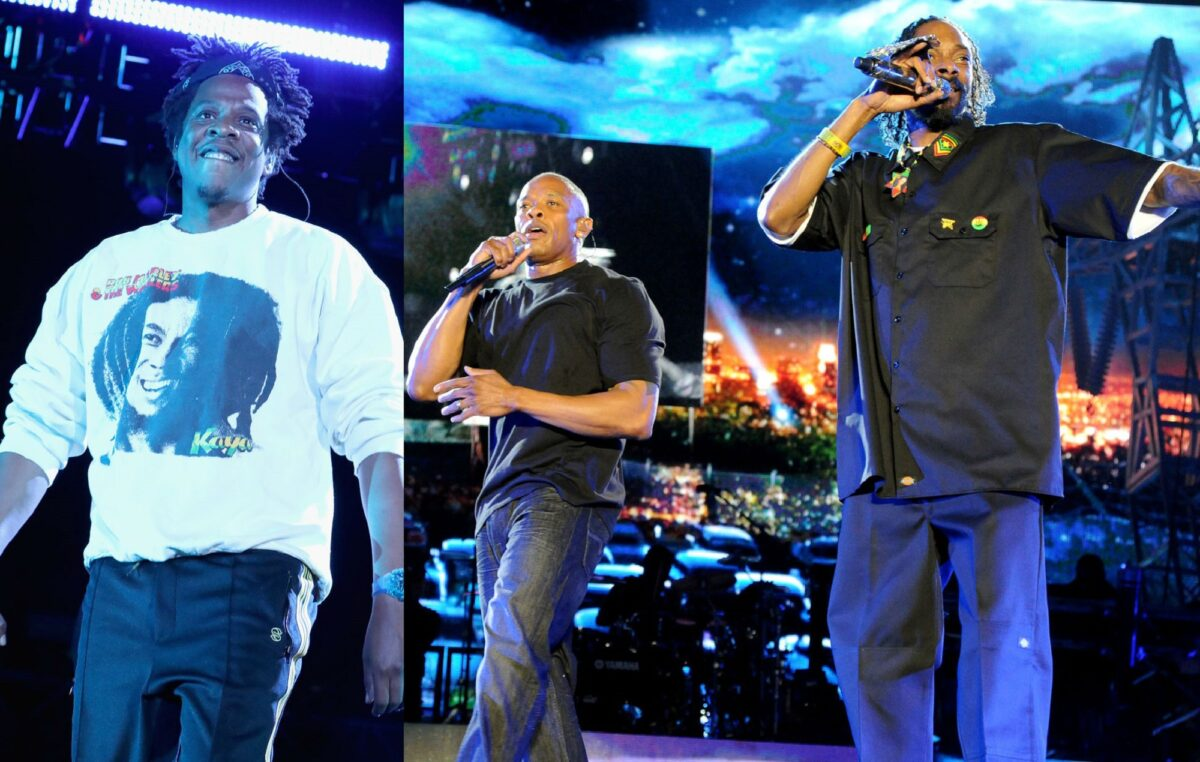 Snoop Dogg confirms Jay-Z wrote Dr Dre's 'Still D.R.E.' in full