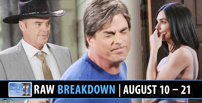 Days of Our Lives Spoilers Two-Week Breakdown: Devious Plots and Mortal Enemies
