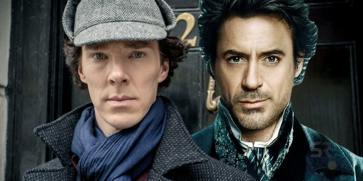 RDJ vs Benedict Cumberbatch: Who The Better Sherlock Holmes Is