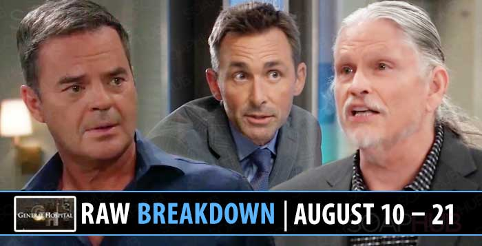General Hospital Spoilers Two-Week Breakdown: Desperate Times In PC