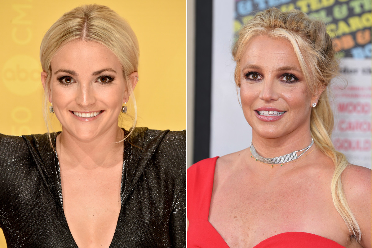 Jamie Lynn Spears named in sister Britney's trust