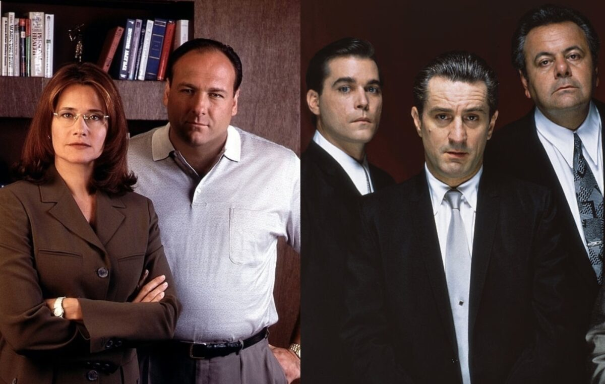 'The Sopranos' and 'Goodfellas' writers to collaborate on new mafia series