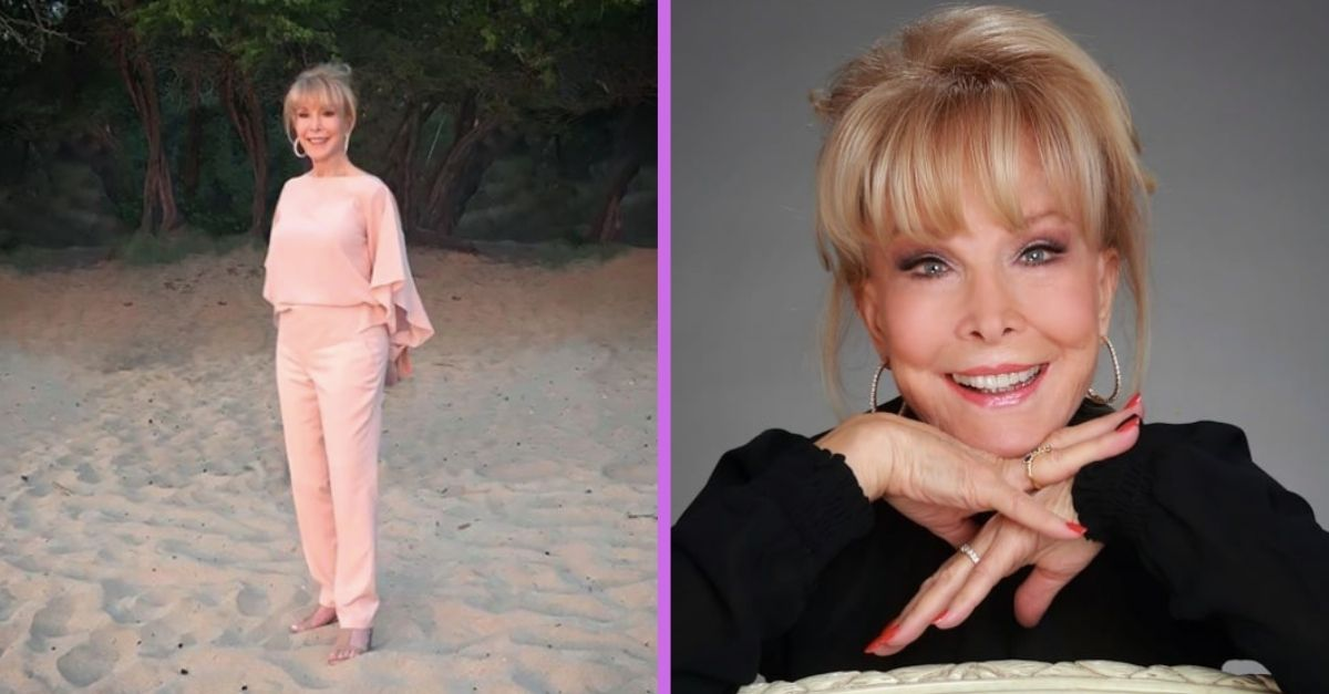 Barbara Eden Celebrates Her 89th Birthday Looking Stunning And Half Her Age