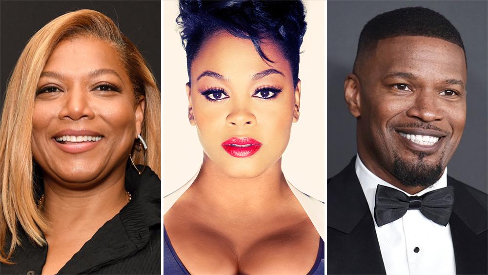 Queen Latifah & Jamie Foxx Executive Producing 'Mahalia!' About 'Queen Of Gospel'; Jill Scott To Star – Deadline