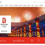 International Olympic Committee: Beijing 2008