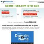 Sports Tube