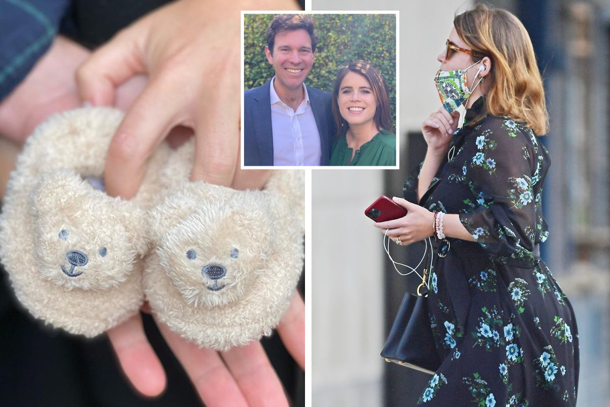 Princess Eugenie pregnant: Prince Andrew's daughter 'so excited' to be expecting baby with husband Jack Brooksbank